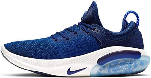 Nike Men's Running Shoes, Multicolour Blue Void Blue Void Racer Blue Jade Aura 400, 9.5 UK