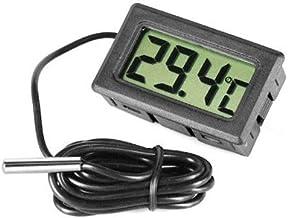 Thermomètre Thermometer Digital pour Aquarium Terrarium