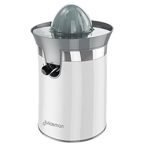 Juiceman Citrus Juicer, Small, White