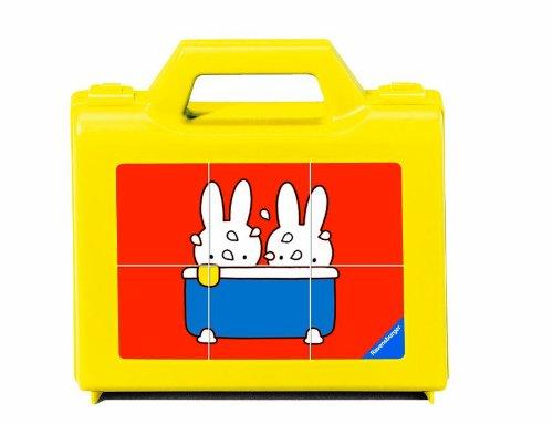 Ravensburger 07423 Miffy - Puzle de 6 Cubos