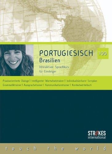 Preisvergleich Produktbild Strokes Easy Learning Portugiesisch Brasilien 100 Anfänger