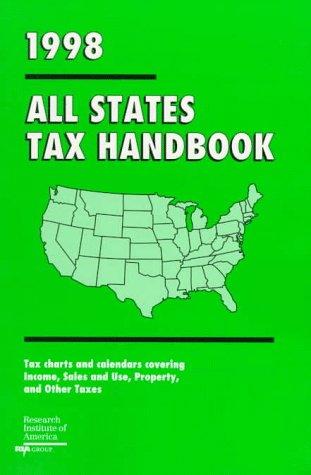 1998 All States Tax Handbook (Annual)