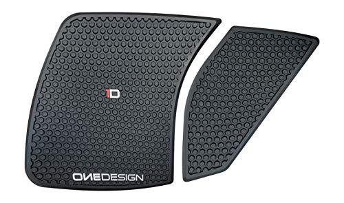 Vulturbike Seitenschutz schwarz für Tank und Verkleidung Ducati Panigale V4