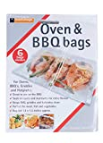toastabags Disposable Oven and BBQ Cooking Bags, 12 x 7.5...