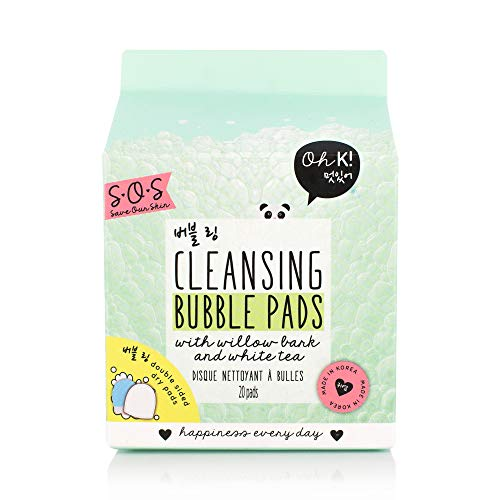 Oh K! SOS Cleansing Buble Pads