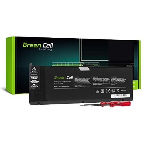 Green Cell® A1309 Batteria per Portatile Apple MacBook Pro 17 A1297 (Early 2009, Mid 2010) 63.0Wh 7.3V
