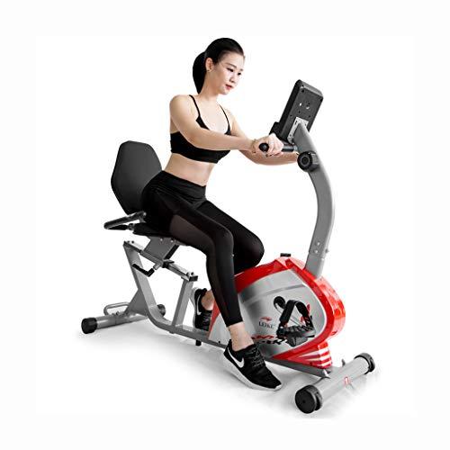 Yunyisujiao Silent fitness fiets indoor intrekbare hometrainer thuis spinnen fiets sportschool magnetische auto