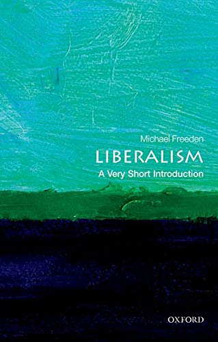 Liberalism: A Very Short Introduction