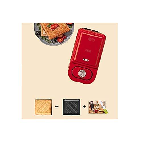 Piccolo mini multifunzionali Pane Makers Macchine casa antiaderente in ceramica Timing Pan controllo Pane facile da pulire cialda macchina Heatingtoast Press ANJT