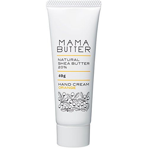 MAMA BUTTER ママバター ハンドクリーム