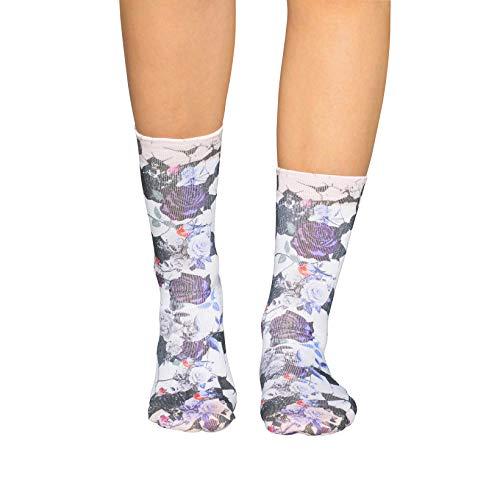 Wigglesteps Damen Socken IVY, one Size, 36-41