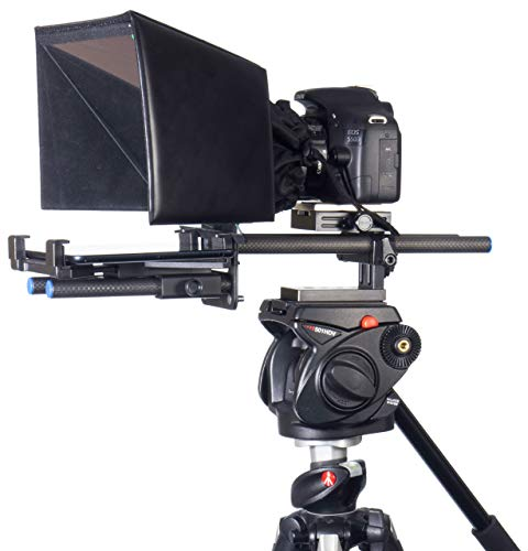 Data Video 2400 – 5040 TP-Link 500 7 Pulgadas/DSLR Teleprompter sin Remote Control Negro