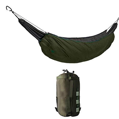 YANGSANJIN Chaises Randonnée Hamac Arbre avec Parachute Portable Hamac Sac À Dos Voyage Lit Suspendu