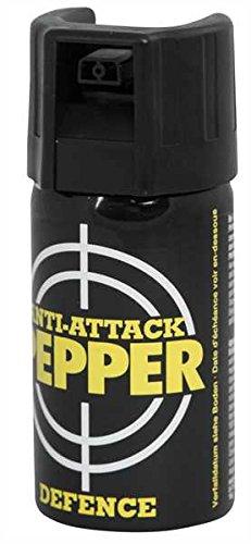Umarex Perfecta Anti-Attack Pfefferspray, schwarz, Größe