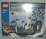 LEGO 8801-Knight Kigdom Knights' Attack Barge