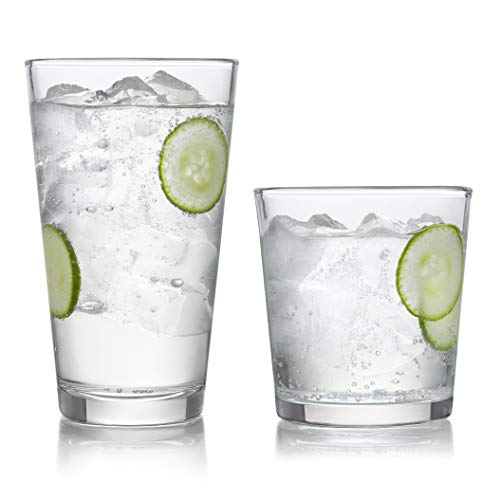 Libbey Preston 16-Piece Tumbler ...