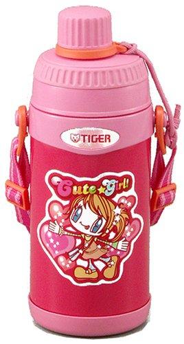 タイガー(TIGER)サハラクール ステンレスボトル ブライトピンク MMD-B060-PB