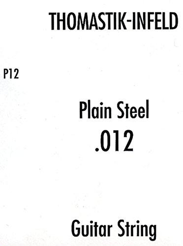 Thomastik-Infeld P09 Acoustic Guitar Strings: Spectrum Series Plain Steel; Brass Plated - Octave G