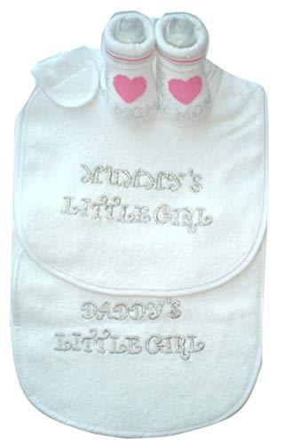 Baby Geschenkset weiß