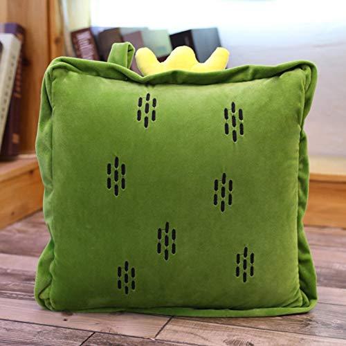 Horypt Travel Blanket Pillow, 2 in 1 Throw Blanket Wearable Blanket Packed in Soft Pillowcase Warm Fleece Blanket for Sleeping Throw -Lightweight & Durable Blanket Travel Pillow