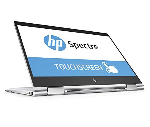 HP Spectre x360 13-ae040ng (Touchdisplay 13,3 Zoll) convertible Laptop (Intel Core i5-8250U, 256GB SSD, 8GB RAM, Intel UHD Graphics, Windows 10 Home) silber