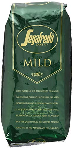 Segafredo Kaffee Espresso - Mild, 1000g Bohnen
