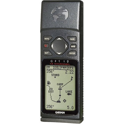 Garmin GPS 12 100014600 2.6-Inch Portable GPS Navigator