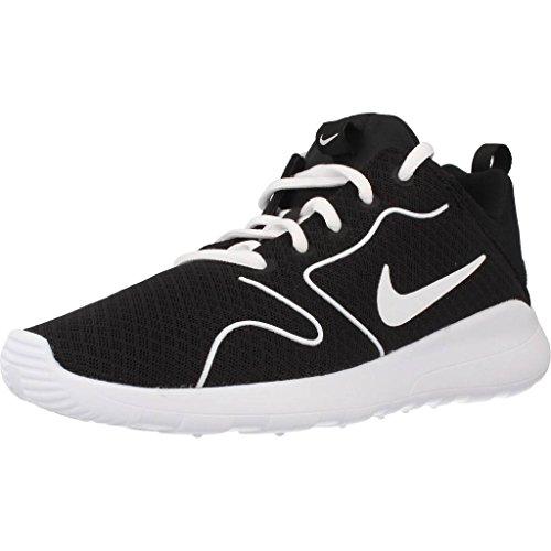 Nike Kaishi 2.0 (GS) - Runningschuhe Kind, Weiß (Black/White), 37.5