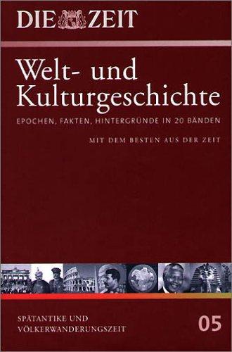 Bd.5 : Spätantike und Völkerwanderungszeit