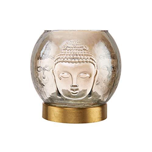 Butlers Bali Teelichthalter mit Buddhamotiv