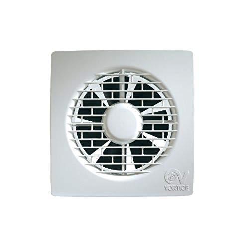 Vortice 11131 Extractor de aire, Blanco