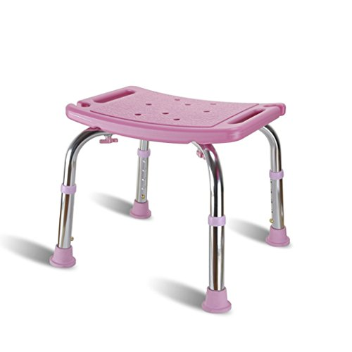 Yxsd Taburete de ducha antideslizante silla de baño mujeres