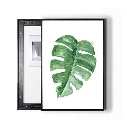 LITING Cuadro de medidor eléctrico Pintura Decorativa Sala de Estar Interruptor Principal...