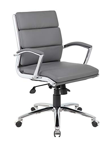 Boss Office Products (BOSXK) Office Chair, Grey