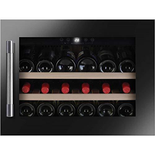 puissant Cave à vin Rosieres RWCB45 encastrable – Cave vieillie – Capacité: 18…