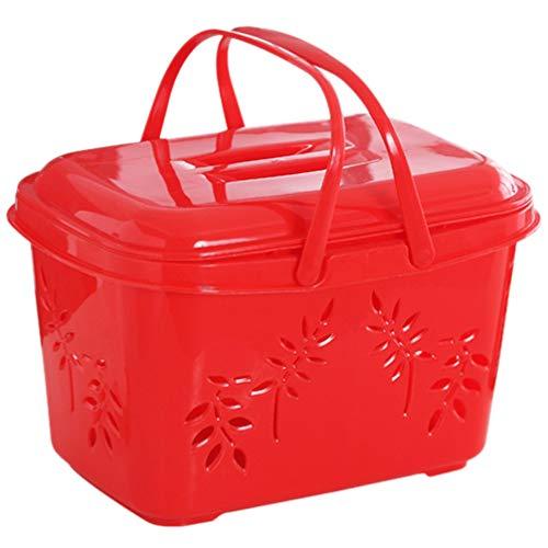cestos de plastico con tapa fabricante Baluue