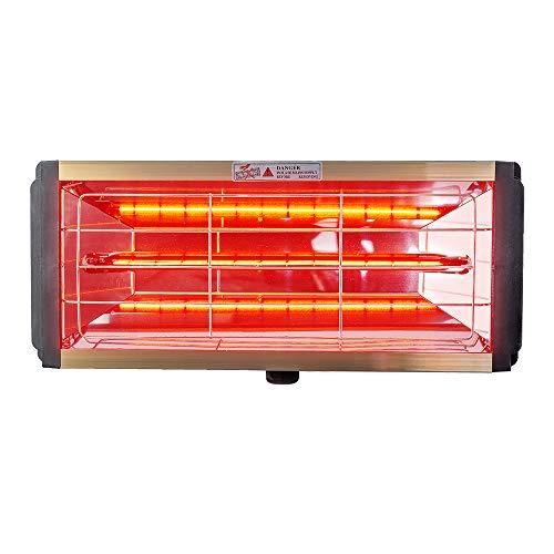 N\\A Lámpara de curado de pintura infrarroja 1000 W 220 V onda corta infrarroja secador KC-001 pintura lámpara de secado para la pintura de reparación de coches