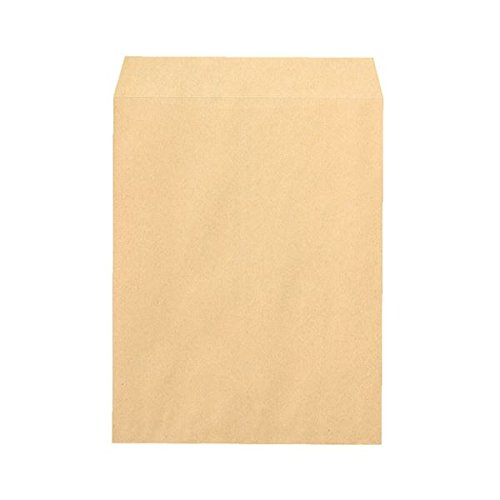 高春堂 ピース R40再生紙クラフト封筒 角3 85g/m2 業務用パック 663-80 1箱(500枚) (×2セット)