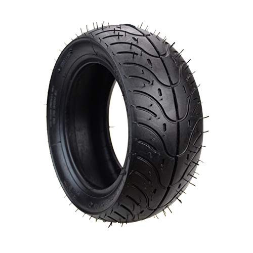 Goofit 110/50-6.5 - Neumáticos de repuesto de goma para 29 cc 38 cc 47 cc 49 cc Mini Pocket Dirt Pit Bikes