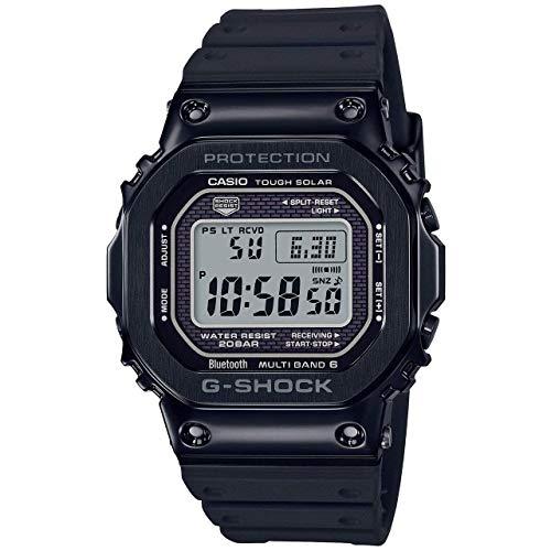 Casio G-Shock GMWB5000G-1 Herren-Armbanduhr, Metall, digital, Schwarz