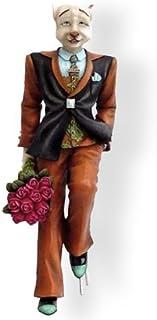 Alley Cats Figurines LV30-FE15 Dante Casanova - Male