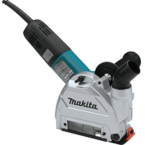Makita GA5040X1 SJSII Angle Grinder with Tuck Point Guard, 5'