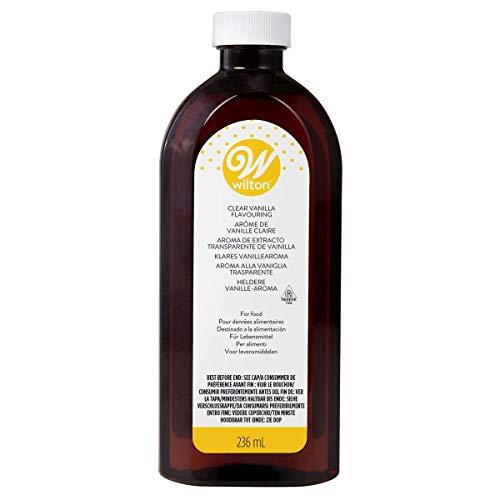Wilton Imitation Clear Vanilla Extract 236ml, Bunt, 16.1, 236