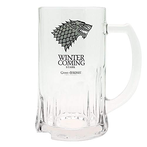 Game of Thrones - TV Series Bierpul 500 ml - Sterk - Winter is Coming