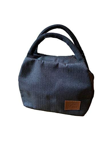 Umami B1 Sac, Tissu, Bleu Foncé, 4 L