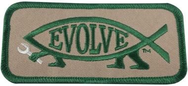 EvolveFish Bombing new work Embroidered Patch Spring new work Wide 4