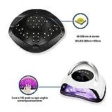 Zoom IMG-1 beautye lampada fornetto uv led