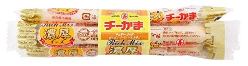 丸善 チーかま濃厚チーズ 4束(120g)×10袋