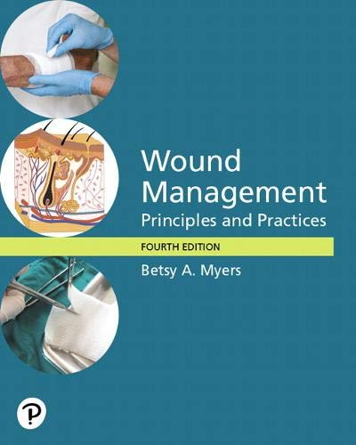 Pearson eText Wound Management: Principles and Practices - Access Card