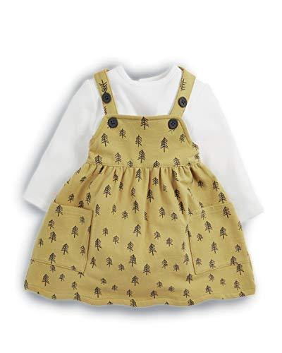 Mamas & Papas - Conjunto de falda amarilla para Niñas